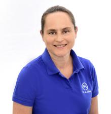 Allgemeinmedizinerin, Antje Thiel-Ritter